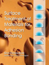 Surface Treatment of Materials for Adhesion Bonding (eBook)